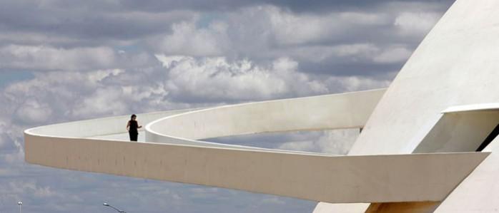 rampe Oscar Niemeyer