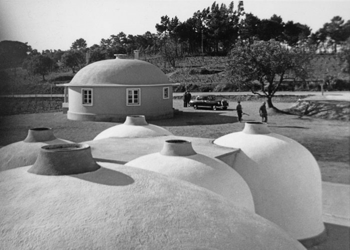 maisons bulles portugaises