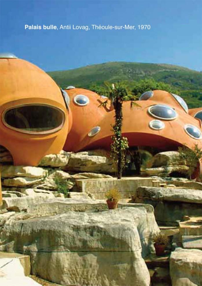 maison bulle Tourrettes-sur-Loup