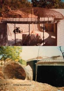 construction maison bulle