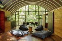 intérieur de l'arche