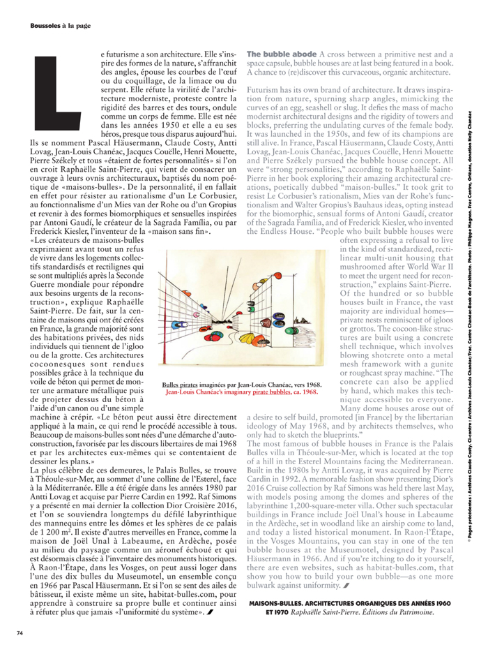 magazine Air France