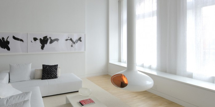 cheminée-suspendue-fireorb-blanche-700