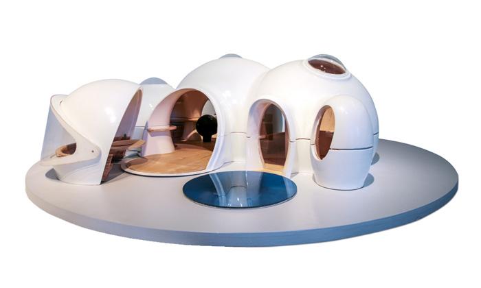 maquette studio bulle