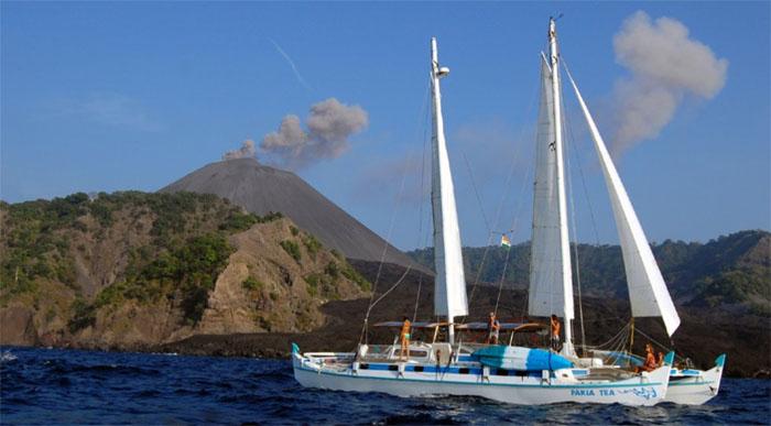 catamaran Pahi 52 James Wharram