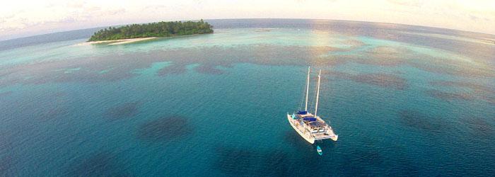 partir sur un catamaran Wharram