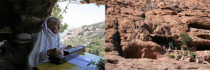 la grotte de frère Antoine