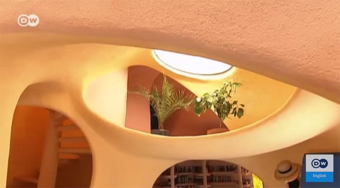 Bubble house of Joel Unal