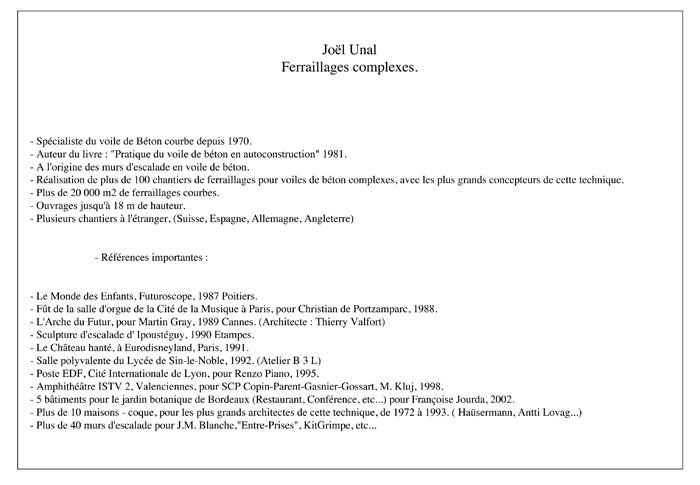 catalogue maison bulle Joël Unal page 03