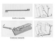 catalogue maison bulle Joël Unal page 10 griffe, cintreuse
