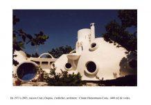 maison bulle Claude et Joël Unal en Ardèche