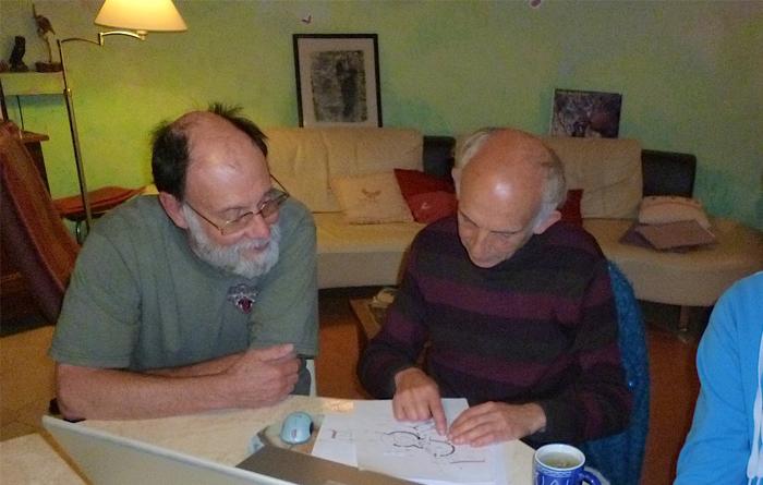 Tom & Bernard