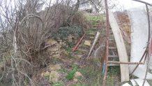 ferraillage escalier extérieur 01