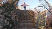 ferraillage escalier extérieur 06