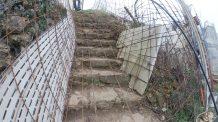 ferraillage escalier extérieur 13