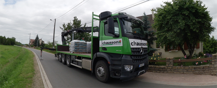 livraison Chausson