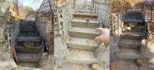 marches escalier intérieur