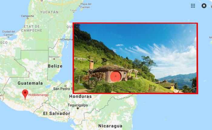 village hobbits au guatemala