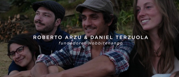 Hobbitenango Roberto et Daniel