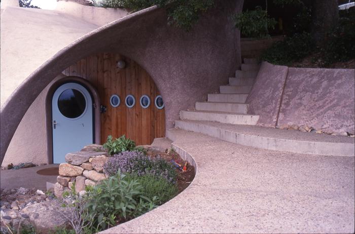 terrasse entrée