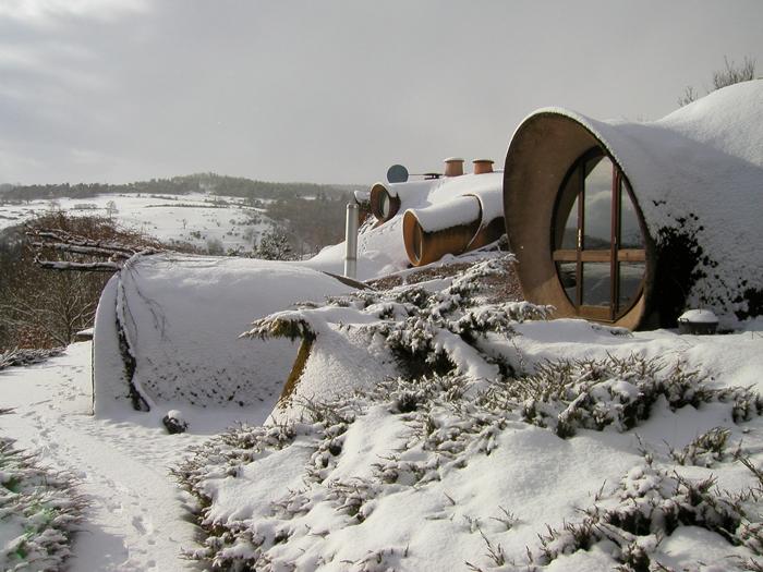 neige à Marcilleux