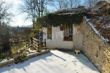 terrasse maison bulle Cote d'Or