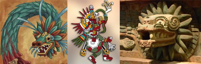 dieu quetzalcoatl