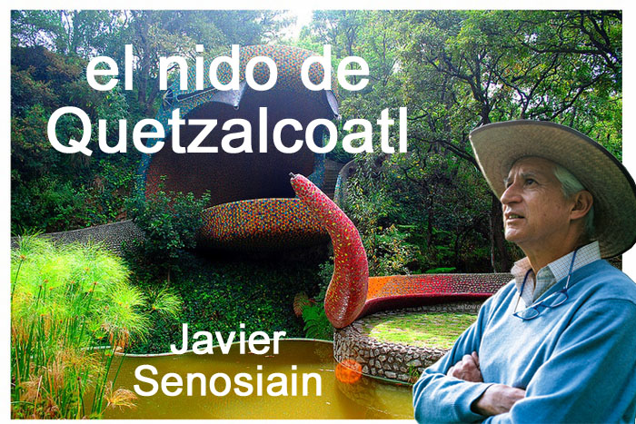 serpent a plumes de Javier Senosiain