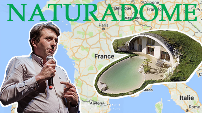 NaturaDome en France