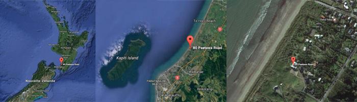Peka Peka New Zealand