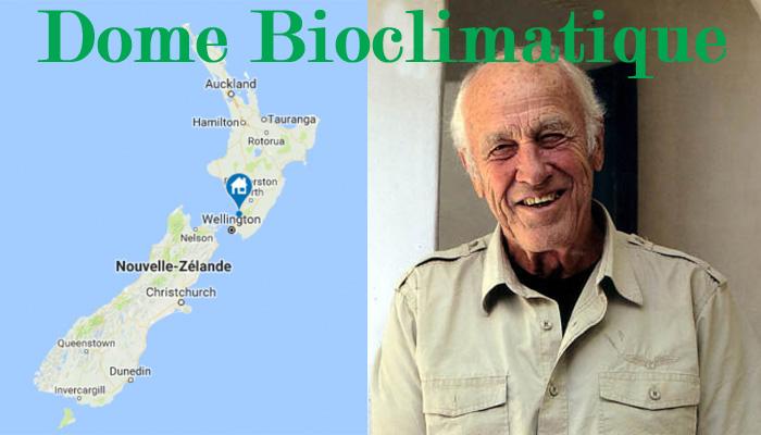 dome bioclimatique