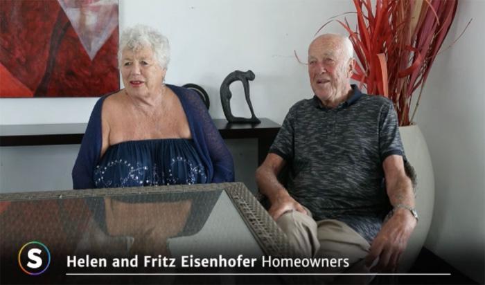 Helen & Fritz Eisenhofer