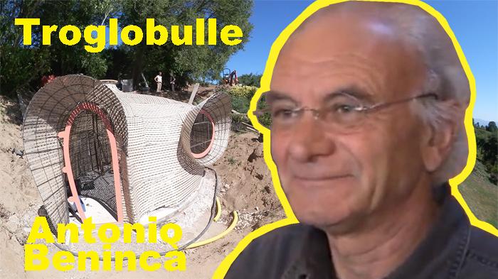 TrogloBulle Antonio Benincà