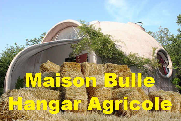 Construire une maison bulle hangar agricole - Formulaire permis de construire hangar agricole ...