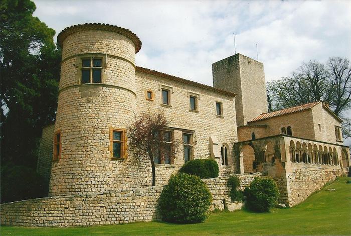 chateau castellaras le vieux