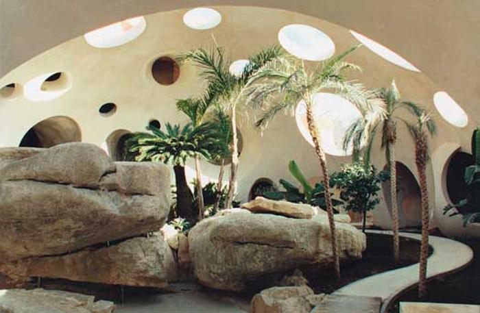 rochers intérieurs