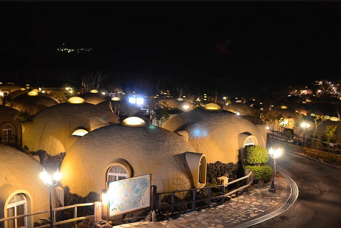 dome house village