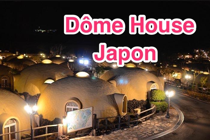 Dôme House concept au Japon