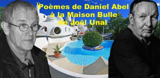 Daniel Abel - Joël Unal - maison bulle