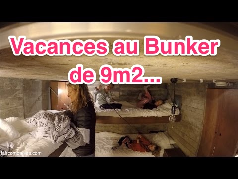 vacances au bunker